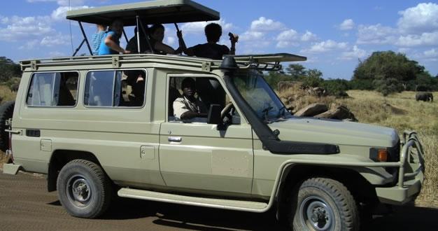 4x4-car Rental Uganda