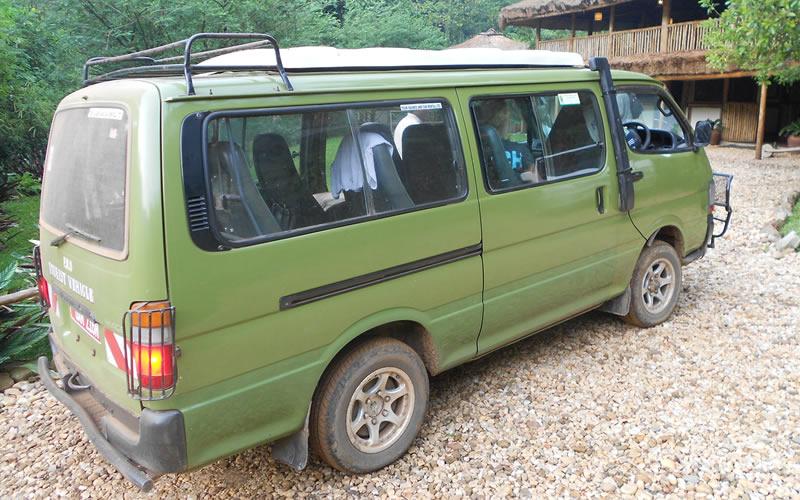 8 Seater Mini-Van