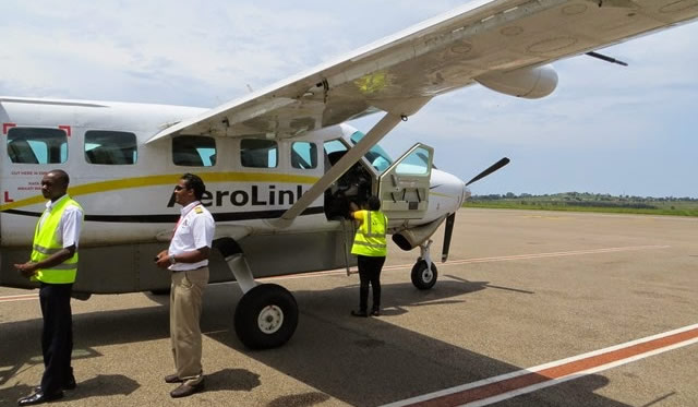 AeroLink Uganda, Offering Domestic Scheduled Flights to Kidepo