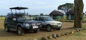 4x4 Prado Car Hire