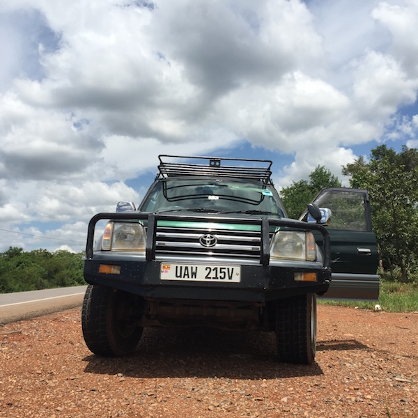 Pop-Up Jeep