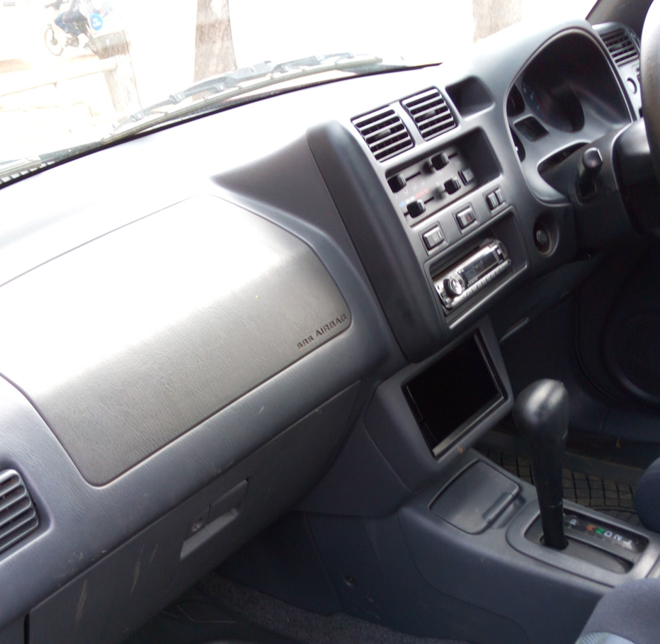 Rav4 Interior