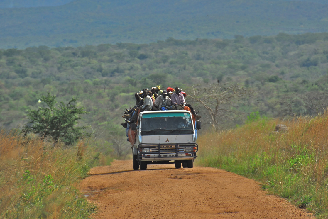 Transport Upcountry