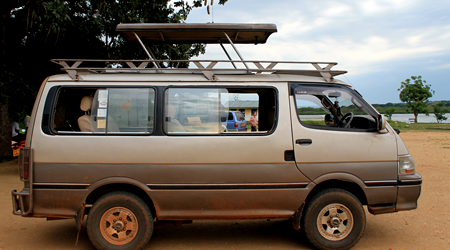 Best Cars for Family Vacation in Uganda  