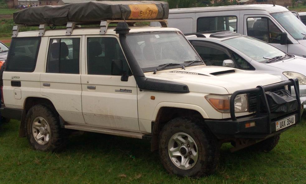 Cairo To Nairobi / Cape Town: 4x4 Self-drive Overland Tours