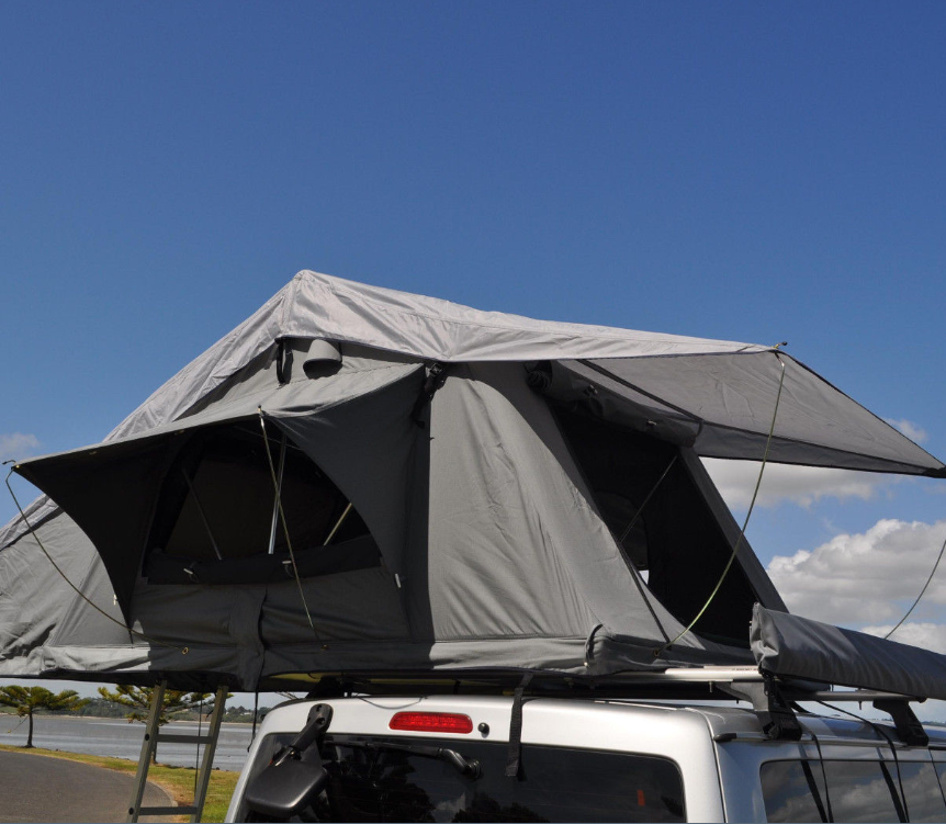 Rent A 4x4 Land Cruiser With Roof Top Tent In Uganda