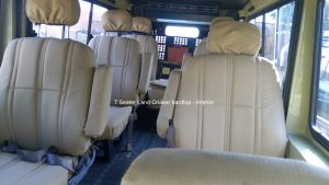Land Cruiser Hardtop - Extended Version, Interior