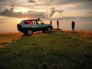 Toyota Rav4 Rental in Uganda
