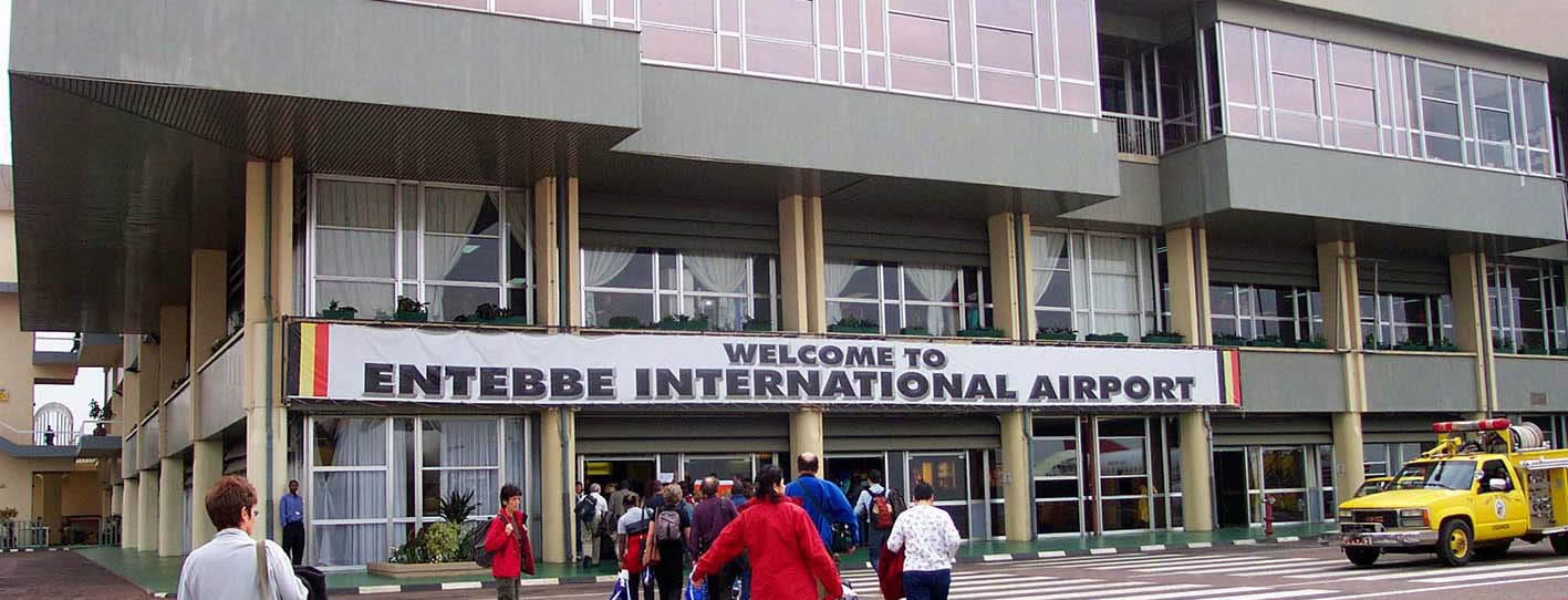 Entebbe International Airport Uganda