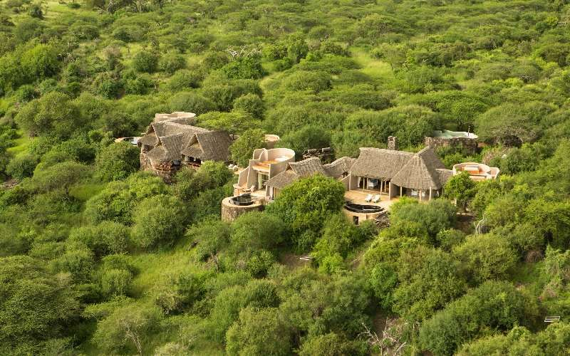 Ol Donyo safari Lodge