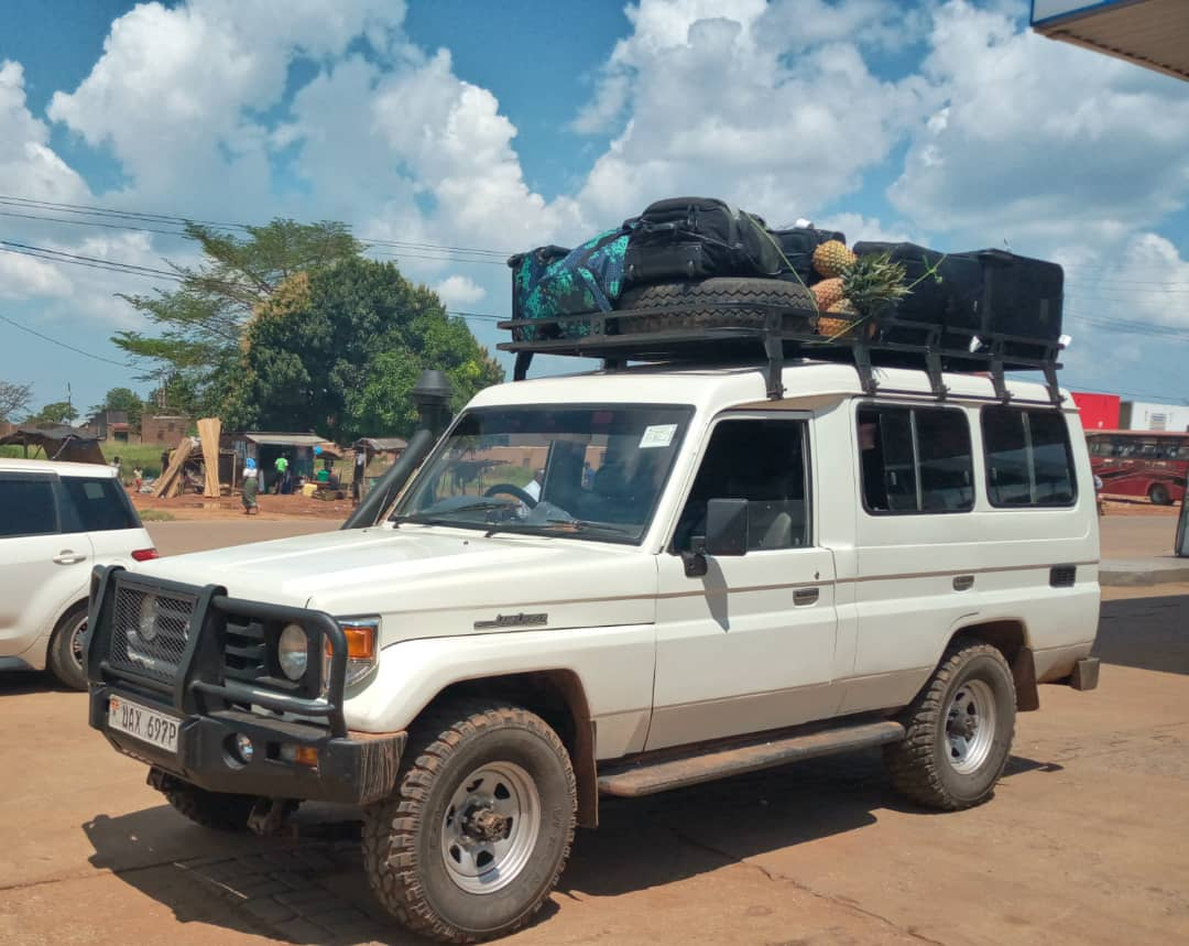 East Africa Self-Drive Camping