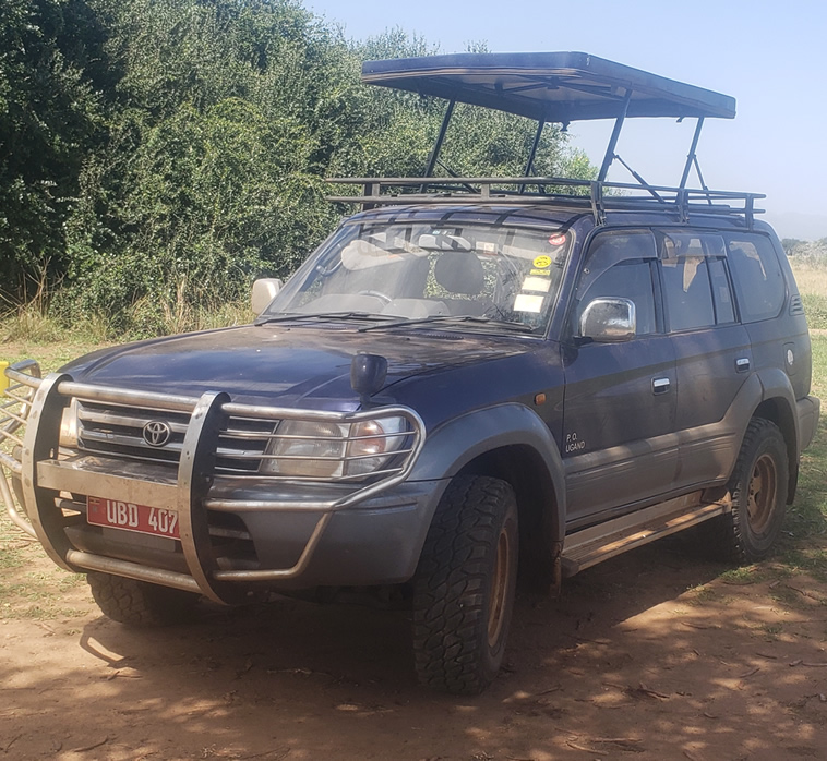 4×4 Pop-up Roof Prado
