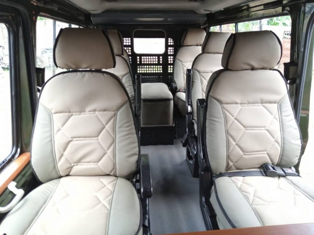 Land Cruiser Hardtop Extended