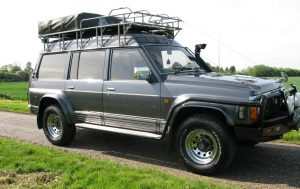 4x4 Nissan Safari